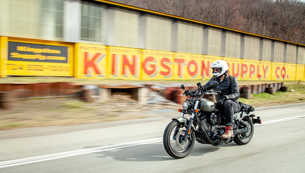 2022 Indian Chief Dark Horse road trip review