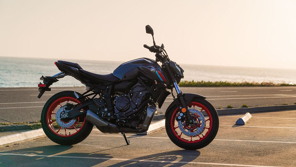 2021 Yamaha MT-07 first ride review
