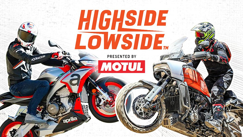 Highside/Lowside motorcycle podcast