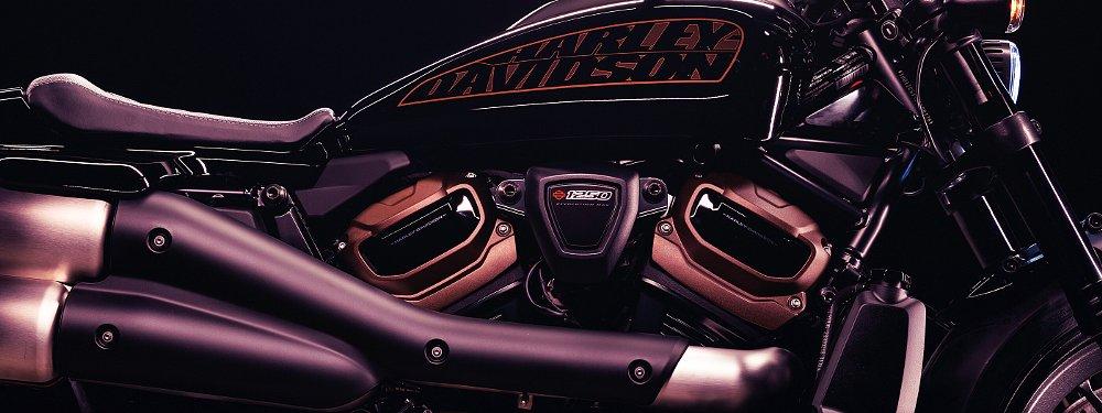 "Harley-Davidson's new ""sport segment"" cruiser, and the Sportster's future"