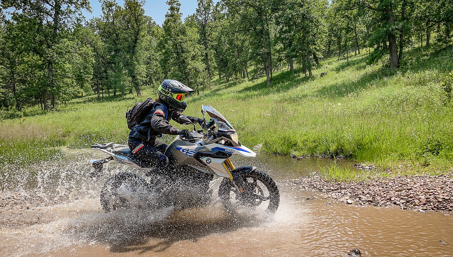 A first-timer goes ADV riding at the Get On! Adventure Festival