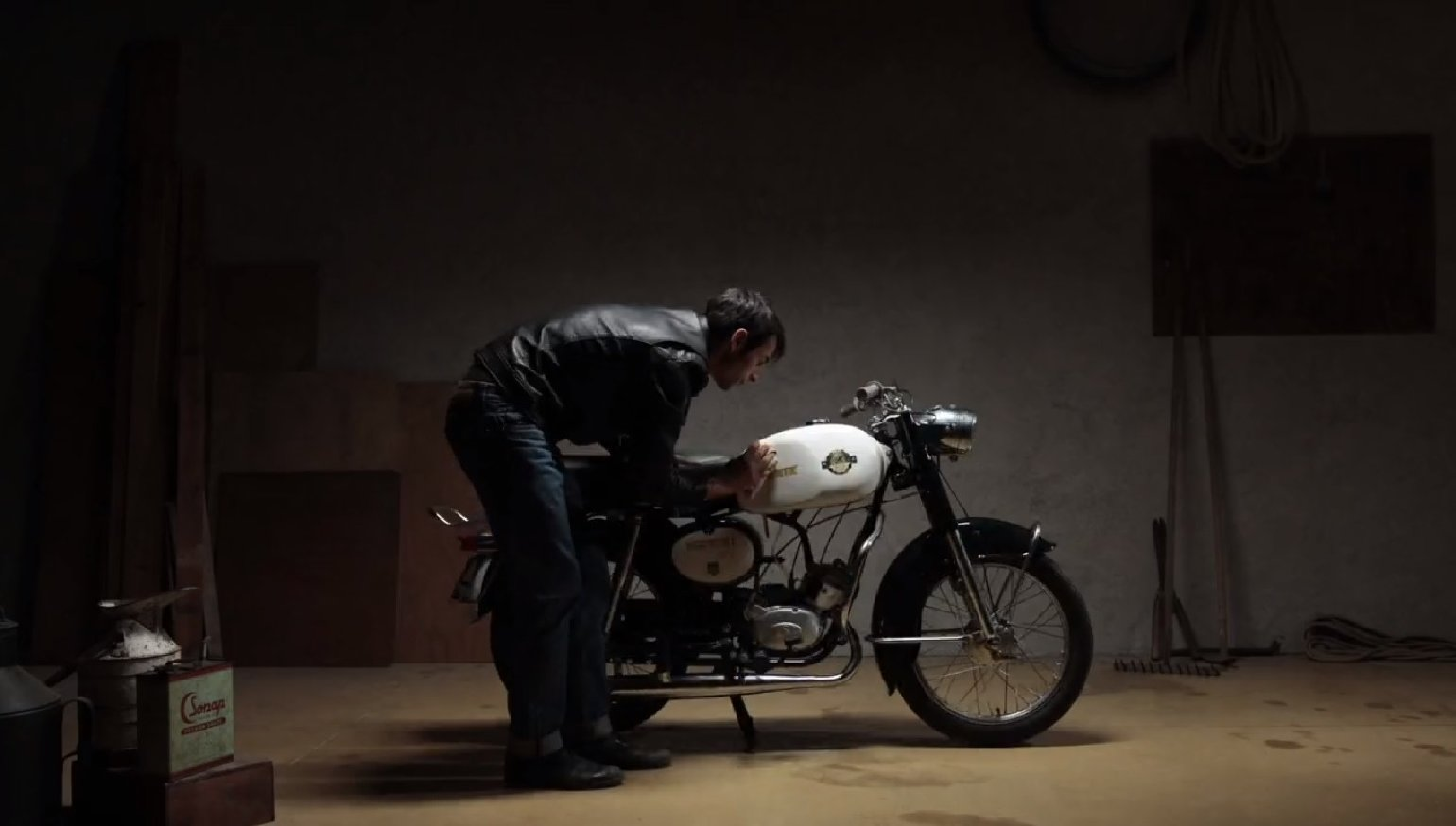 Video: A stop-motion journey through an amazing motorcycle collection