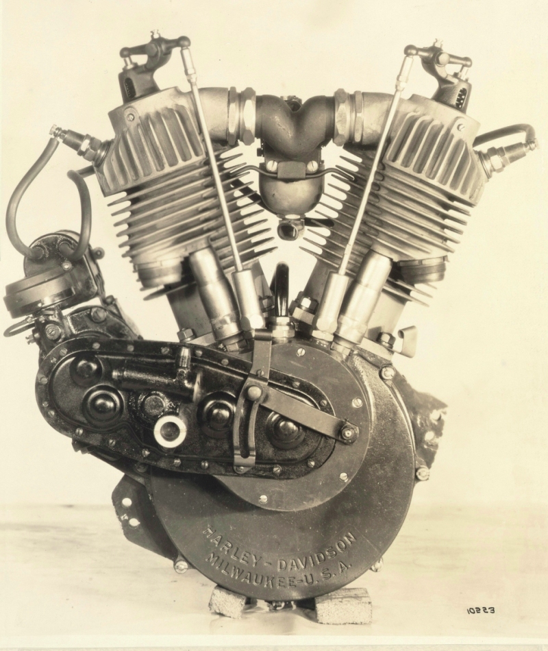 why do harley davidsons have dry sump engines revzilla producing nice punchy throttle response from an engine turning relatively slowly that reduced wear and tear on the primitive drivetrain
