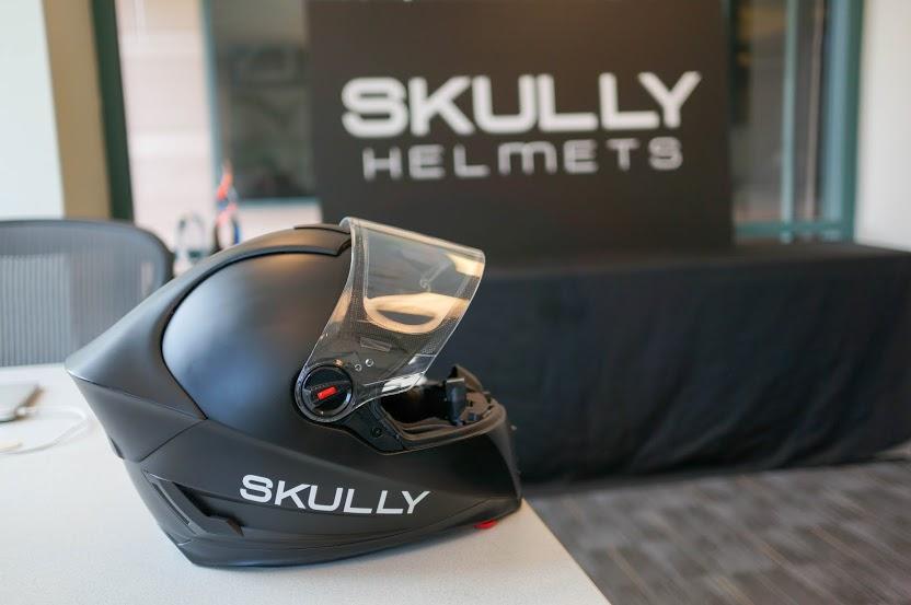 mũ bảo hiểm skully p1