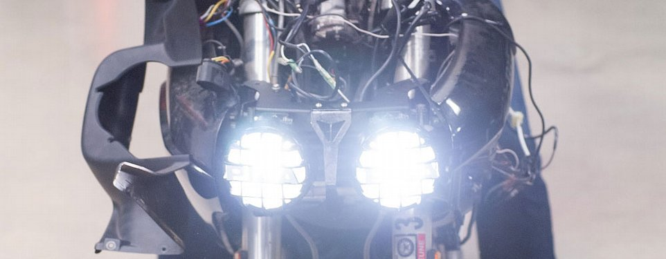 how to tips for installing auxiliary lights on your motorcycle rh revzilla com Motorcycle Driving Lights Wiring Complete Auto Wiring Kits