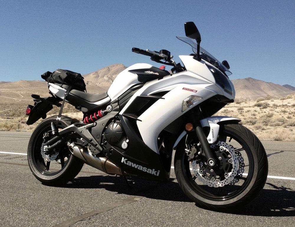 2013 Kawasaki Ninja 650 Review Sporty Style Standard Versatility