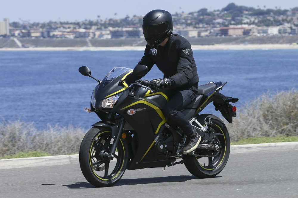 Honda CBR300R: First ride on Honda's latest mini-sport