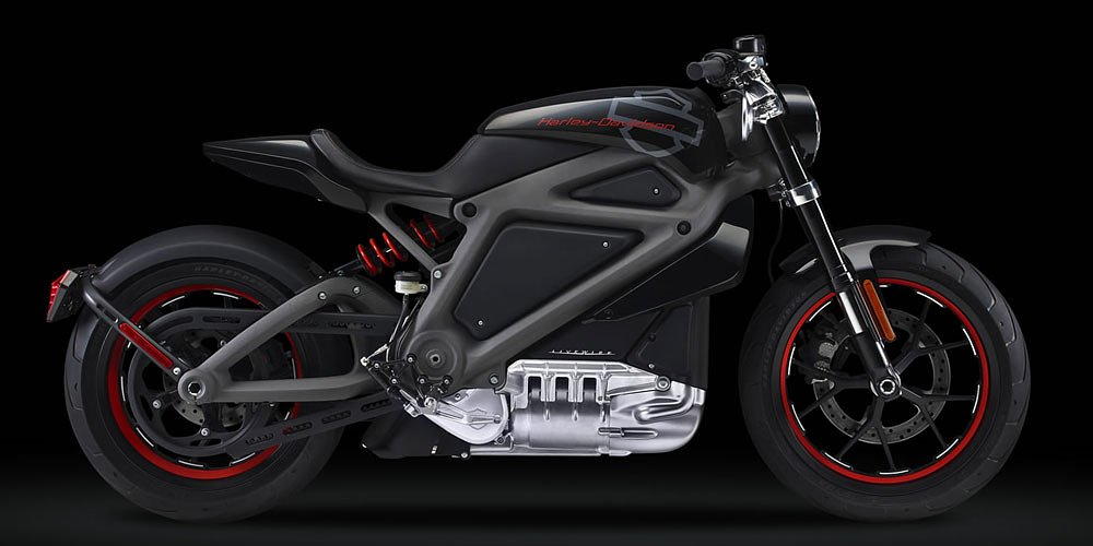 H-D's Project LiveWire takes the company in a new direction