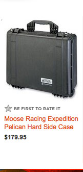 Moose Racing Expedition Pelican Hard Side Case