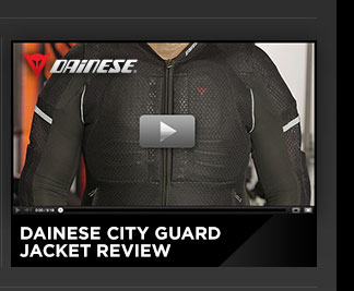Dainese City Guard Jacket Review Review