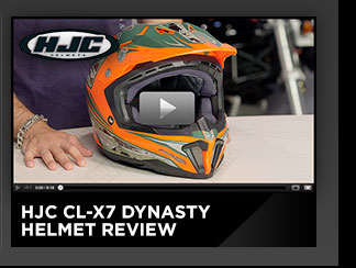 HJC CL-X7 Dynasty Helmet Review
