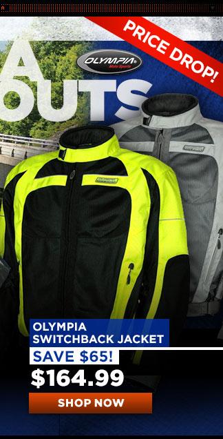 Olympia Switchback Jacket