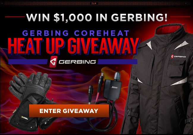 RevZilla's Monthly Giveaway