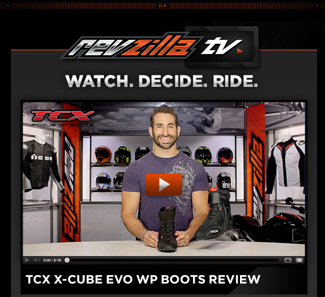 TCX X-Cube EVO WP Boots Review