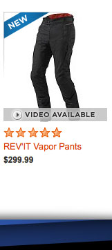 REV'IT Vapor Pants