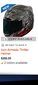 Icon Airmada Thriller Helmet