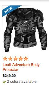 Leatt Adventure Body Protector