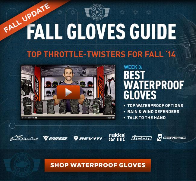 Fall 2014 Waterproof Gloves Guide