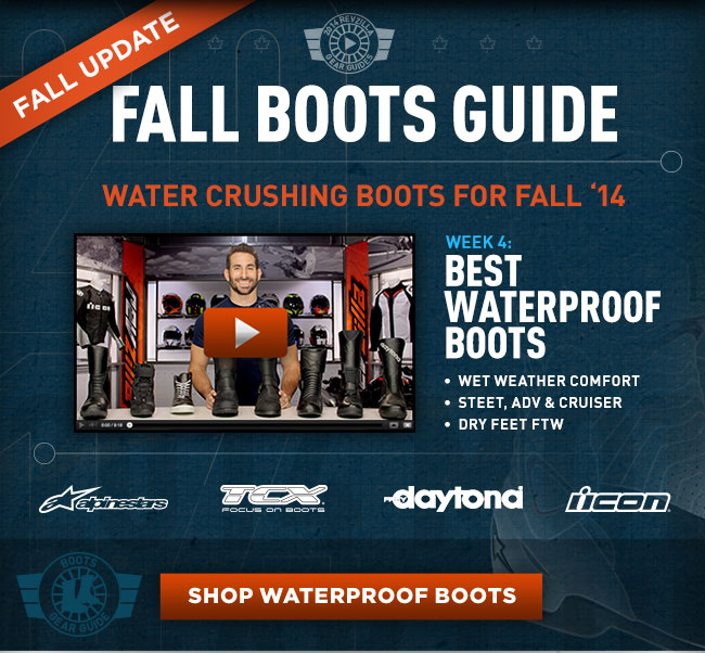Fall 2014 Waterproof Boots Guide