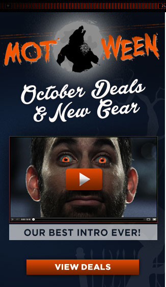 October Deals & New Gear