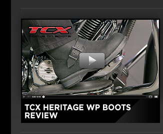 TCX Heritage WP Boots Review