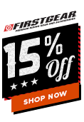 15% Off Firstgear