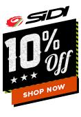 10% Off Sidi Boots