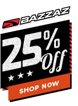 25% Off Bazzaz