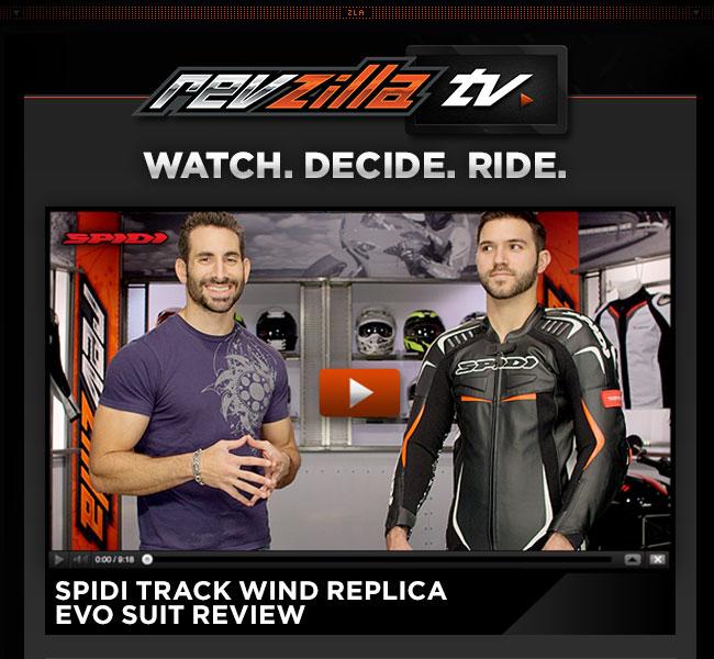 Spidi Track Wind Replica EVO Suit Review