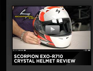 Scorpion EXO-R710 Crystal Helmet Review