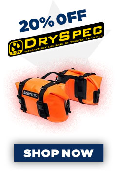20% Off DrySpec