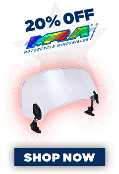 20% Off MRA Windscreens