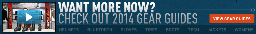 View Our 2014 Gear Guides