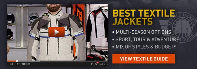 Best Textile Jackets