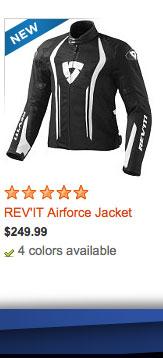 REV'IT Airforce Jacket