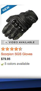 Scorpion SGS Gloves