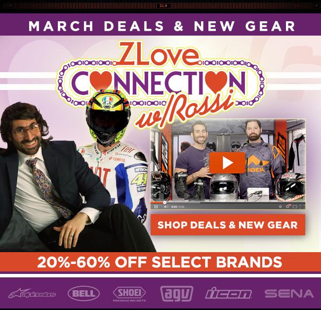 Monthly Deals & New Gear