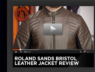 Roland Sands Bristol Leather Jacket Review