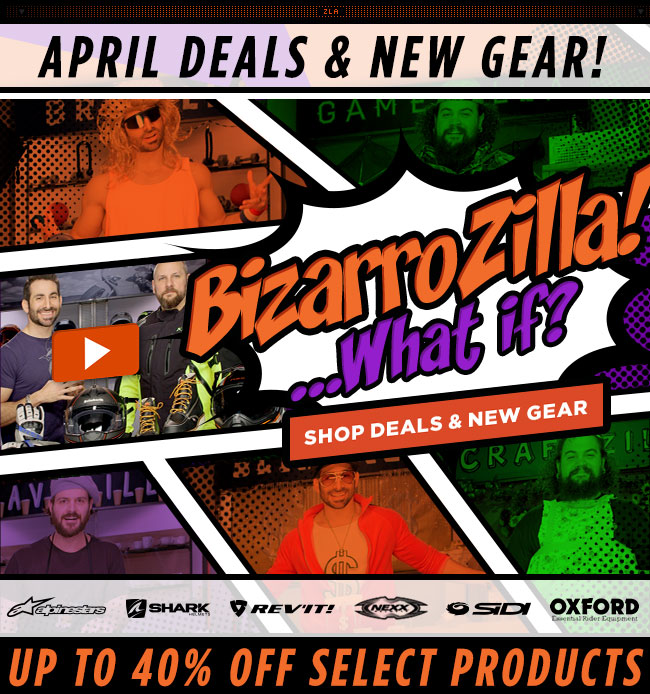 Monthly Deals & New Gear