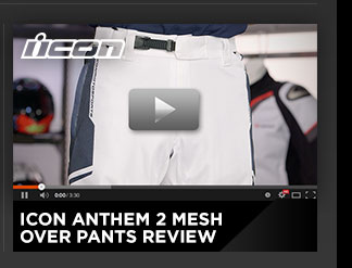 Icon Anthem 2 Mesh Over Pants Review
