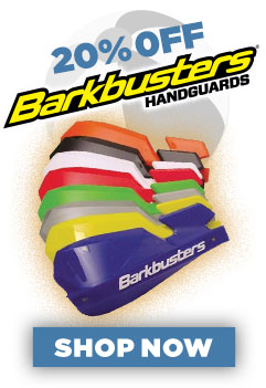 20% Off Barkbusters