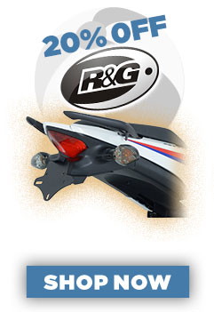 20% Off R&G Racing