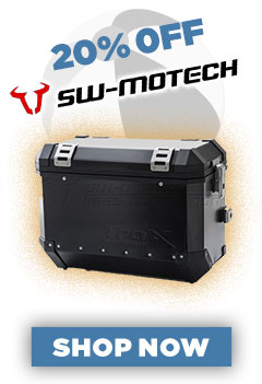 20% Off SW-Motech