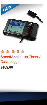SpeedAngle Lap Timer / Data Logger