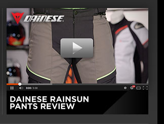 Dainese Rainsun Jacket Review