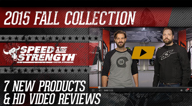 Shop Speed & Strength's Fall 2015 Collection