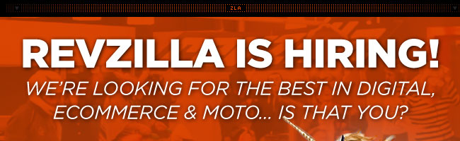 Apply Now To Work At RevZilla