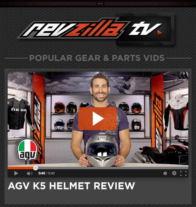 AGV K5 Helmet Review