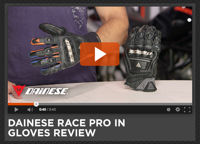 Dainese Race Pro In Gloves Review