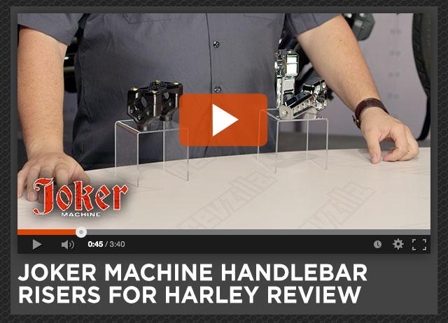 Joker Machine Handlebar Risers Review